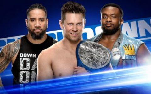本期WWESmackDown的收视率再次下滑