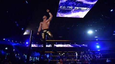NXT奥斯汀·西奥里
