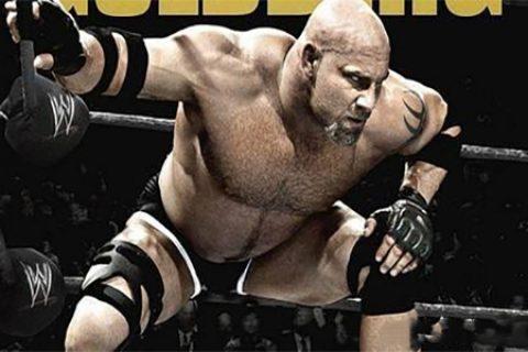 WCW摔角战神高柏对战胡克霍根