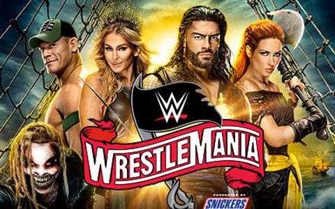 WrestleMania记录后,WWE员工的冠状病毒测试呈阳性