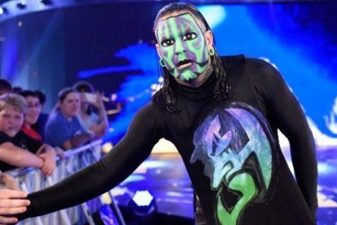 WWE最独特的剧情选手,杰夫5件真实生活中的剧情恩怨!