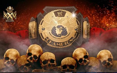 Triple H25周年庆典冠军腰带价格是多少?