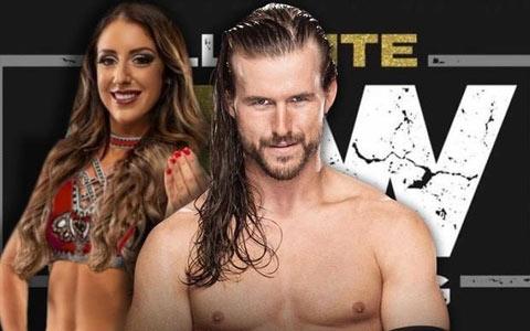 NXT冠军上演无间道?竟为女友跳槽至AEW!