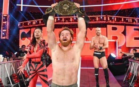 不作死就不会死系列-萨米·辛被剥夺洲际冠军头衔