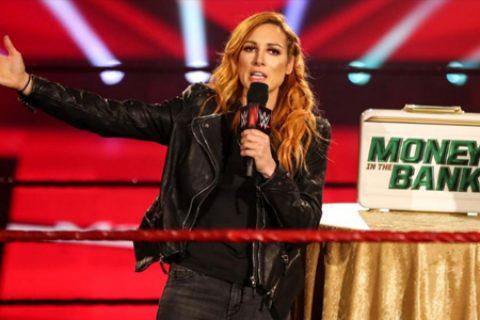 贝基林奇转战WW SmackDown品牌?女汉子能否凭一己之力拯救整个女子部门?
