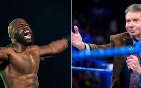 """第二个黑人WWE冠军?文斯麦克曼:""""请开始你的表演!"""""""