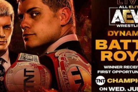 泰森帮助AEW收视直逼两大主阵,NXT出现内鬼!