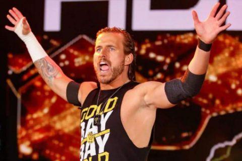 现任NXT冠军科尔,竟然敢约战Triple H退役比赛?