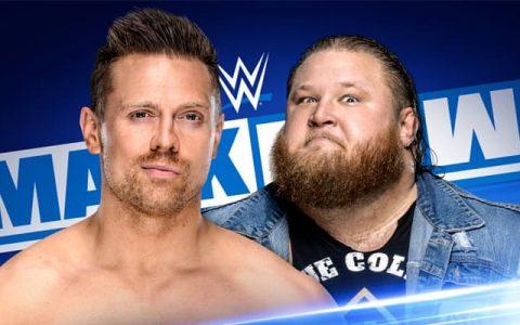 WWE2020SmackDown第1082期