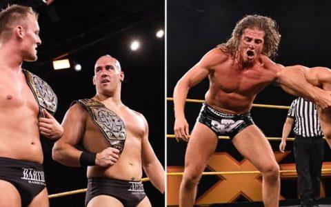 WWE2020NXT第562期