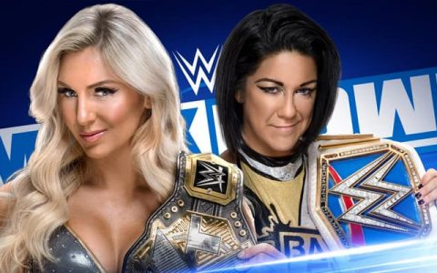WWE2020SmackDown第1083期