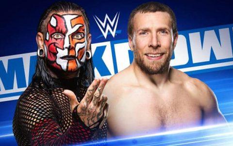 WWE2020SmackDown第1084期