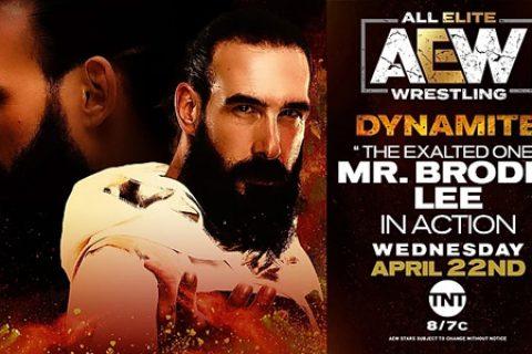 "AEW Dynamite 第30期:卢克哈勃化身""活佛""惩治反对者"