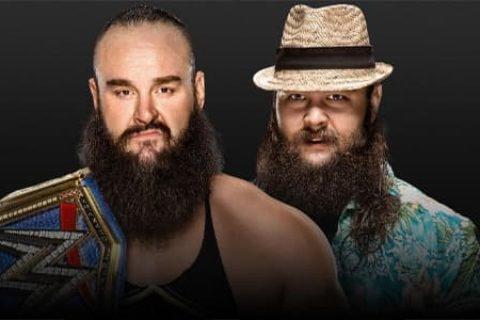 WWE官方宣布,极限大赛PPV上,邪神和人间怪物将上演-沼泽大赛!