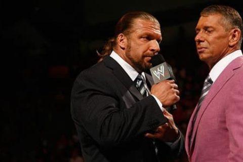 下半年老麦将作出重大决策!主席文斯、Triple H等WWE高管出售百万股票以缓解公司压力