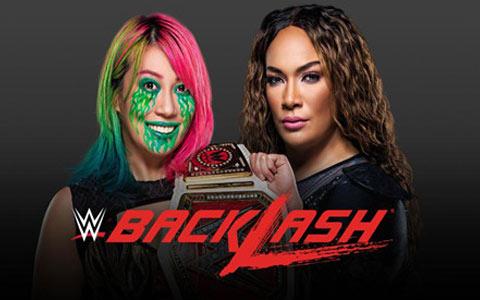 【战报】WWE爆裂震撼大赛2020