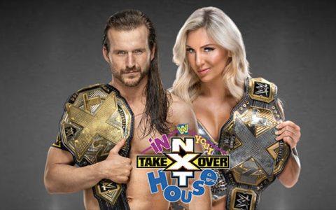 WWENXT接管大赛:摔角到你家
