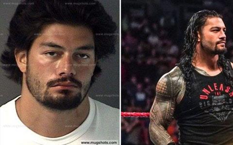 知耻而后勇!WWE现在头牌也曾犯法被捕