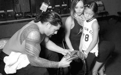 TOP10! WWE历史上最罕见的后台照片【上篇】