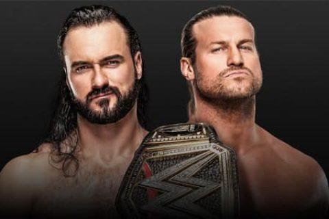 WWE极限大赛再次加入恐怖电影元素,邪神将再次赢得环球冠军?