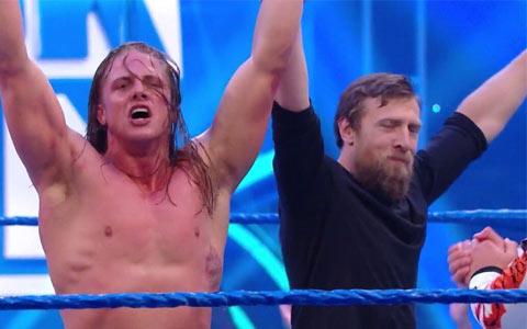 兄弟之王品牌首秀击败传奇大师,WWE新剧情开始了?