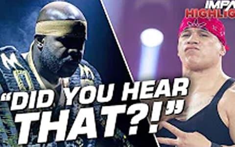Championship vs TNA Origina
