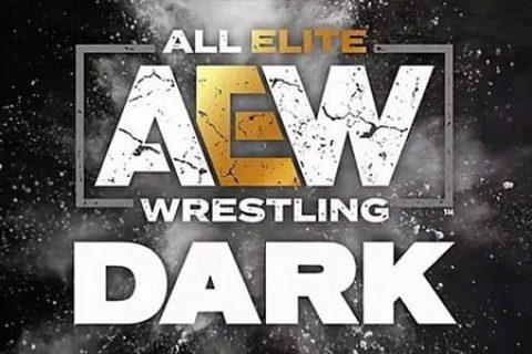 AEW Dark 第37期:卢克·哈勃亲临督战黑暗秩序