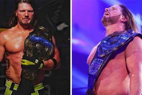 AJ斯泰尔斯首次斩获IC冠军,详细分析背后的五个原因!
