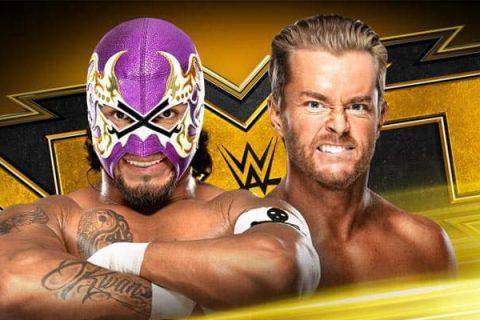 WWE2020NXT第565期