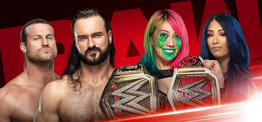 WWE2020RAW第1414期