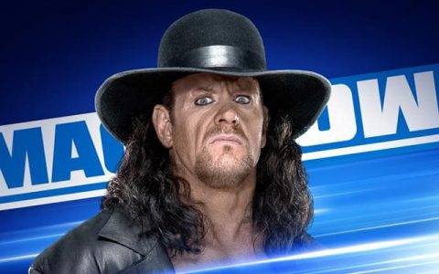 WWE2020SmackDown第1088期
