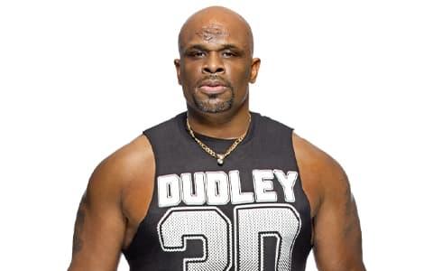 冯·达德利(D-Von Dudley)