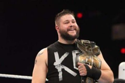 深谋远虑!WWE配戴口罩政策居然是凯文·欧文斯率先提出的