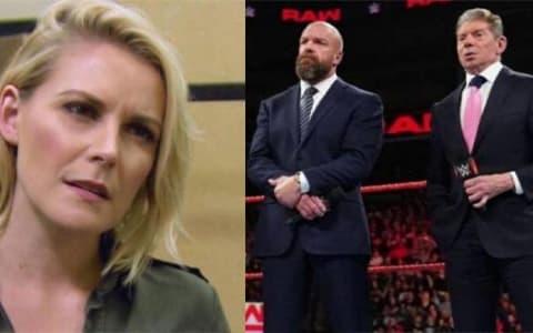 各司其职,蕾妮·杨谈自己对WWE剧情的看法
