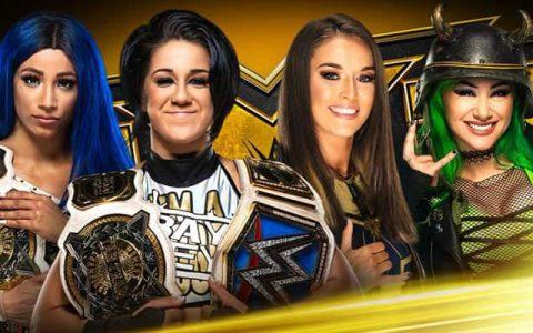 WWE2020NXT第567期