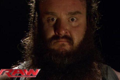 谁会是RAW团队的最后一人?布朗·斯图曼力荐苏格兰狂人!