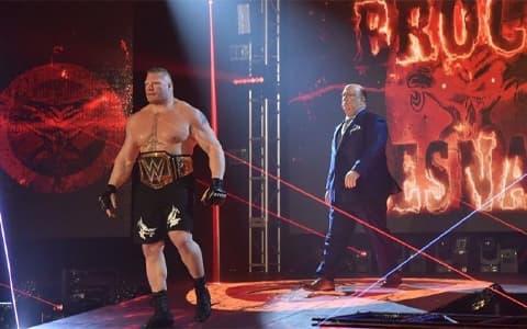 布洛克莱斯纳已经确定下一个对手,WWE和AEW都没戏?