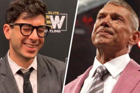 一石激起千层浪!外媒爆出猛料WWE除罗曼·雷恩斯大部分选手都有意接触过AEW