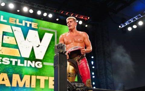 挑战NXT已没意思?AEW竟敢与SmackDown正面开团!