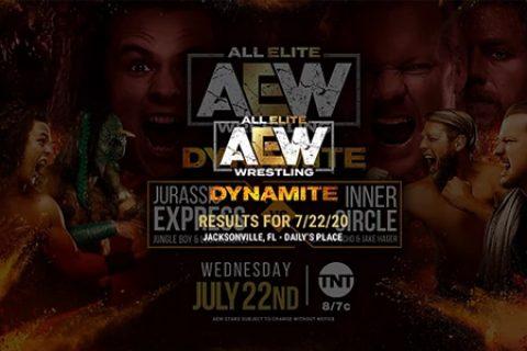 AEW Dynamite 第43期:克里斯和斯瓦格达成联盟