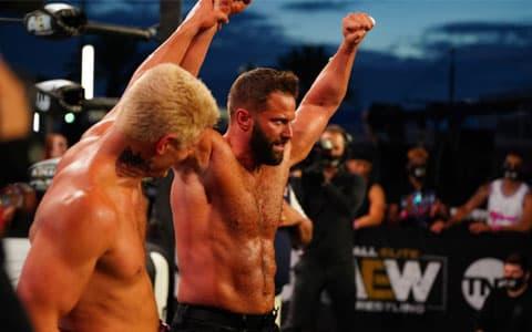 长岛冰茶正式加盟AEW,要是一早练出这身板,在WWE绝对成一线巨星!