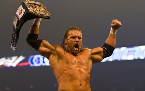 AJ·斯泰尔斯的野望,想和Triple H一决雌雄!