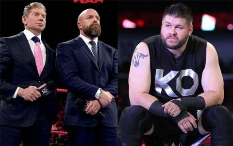 老麦会让凯文·欧文斯转会NXT吗?WWE品牌将三足鼎立