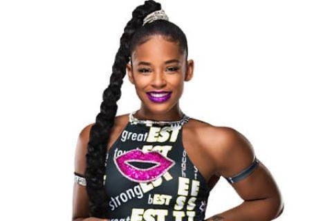 辫子姐比安卡·贝拉尔发表豪言,誓要打败莎夏与贝莉成为新冠军!