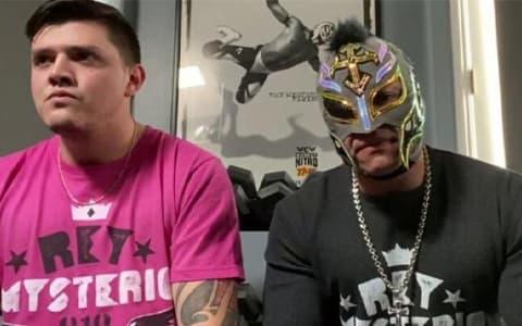 多米尼克可能是神秘人雷尔与WWE再次续约的关键?