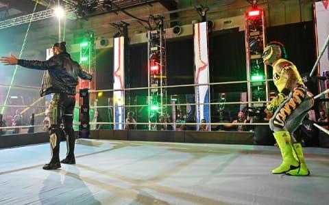 WWE极限大赛上雷尔的眼睛真的被挖出来?官方给出了最终的消息!