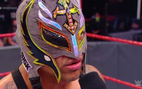 "WWE""以眼还眼""比赛的幕后黑手,原本有更安全的比赛方式?"