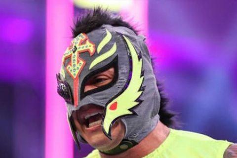 面具传统!多米尼克未来不仅会戴上面具还会已更改擂台名!