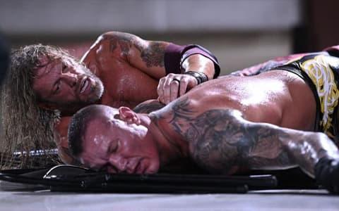 三部曲终章之战!艾吉与兰迪奥顿的摔角狂热37比赛规则已确定!