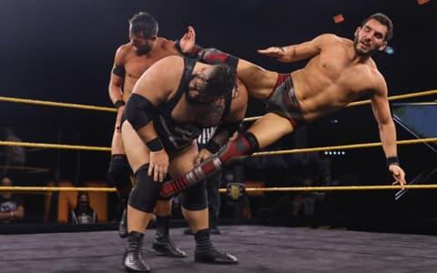 新NXT北美冠军?恶魔王子-芬巴洛尔终于被人记起!